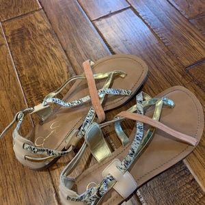 Jessica Simpson Flat Sandal